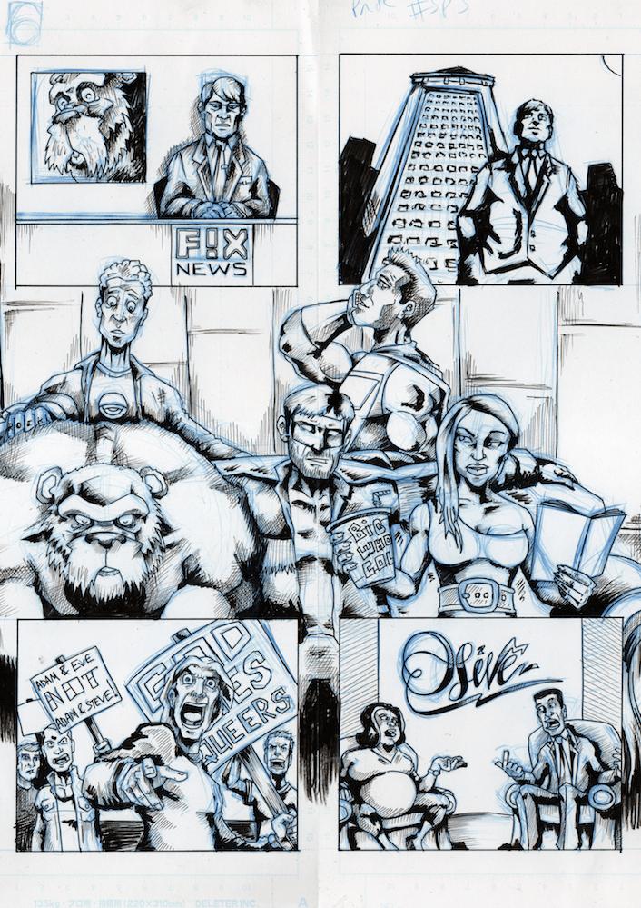 Pride Origins – Bear & Fabman