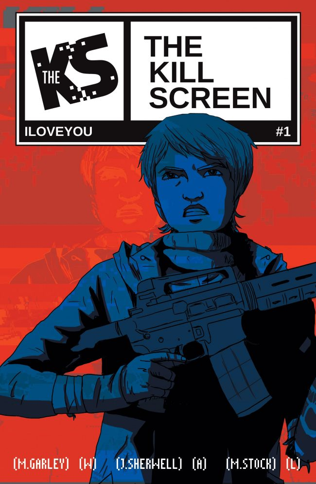 The Kill Screen - Cover New
