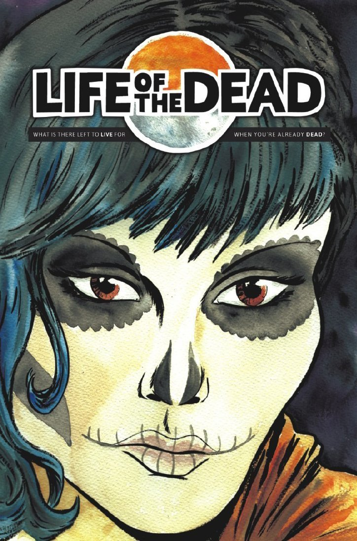 Logo – Life of the Dead Pitch