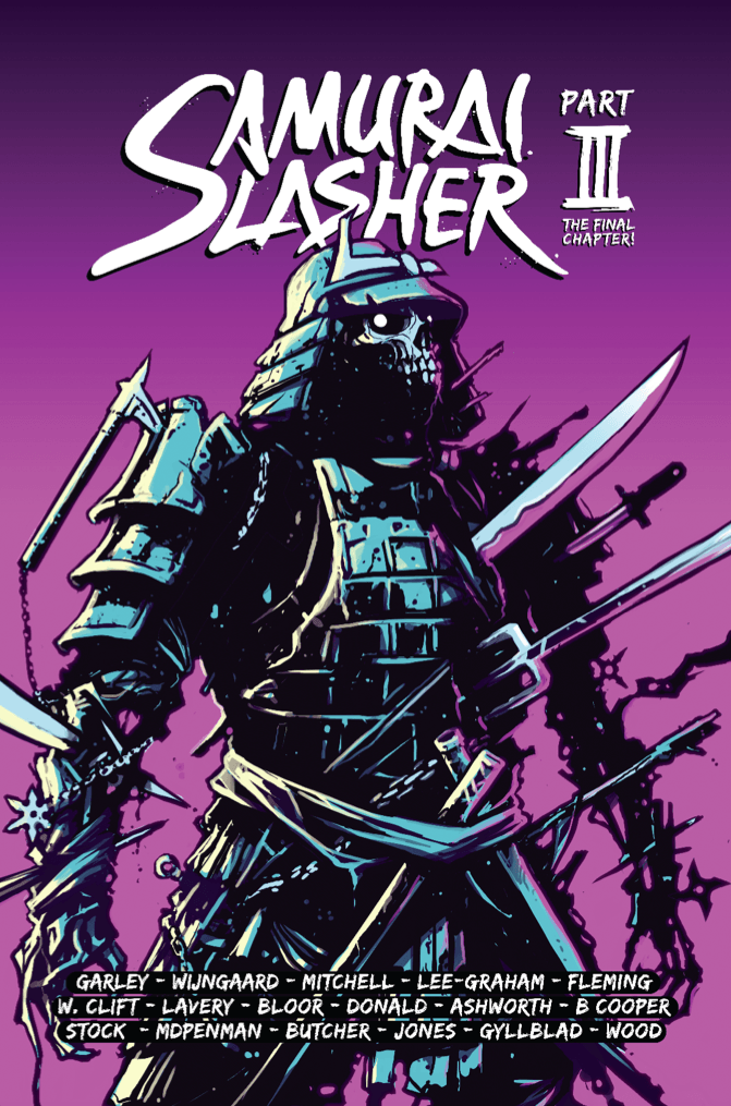 Samurai Slasher 3