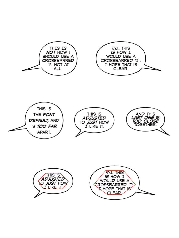 3 Ways to Spot Amateur Comic Book Lettering