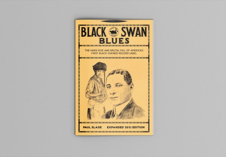 Black Swan Blues (front cover)